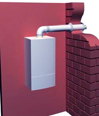 Особенности турбированных бездымоходных газовых колонок, Ремонт и строительство дома
