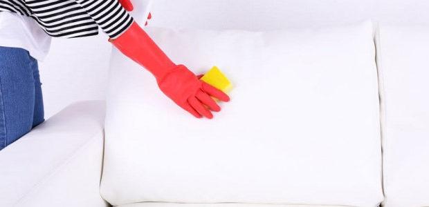 Как помыть белый диван в домашних условиях 583