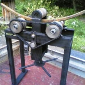 Изготовление вальцев можно произвести самостоятельно.