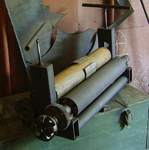 Зубчатые колёса для станка можно взять от коробки автомат.